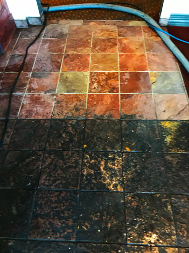 Professional Tile And Grout Cleaning Services in Burlington / Hamilton