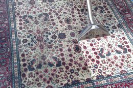 Area Rug Cleaning - Steam Cleaning