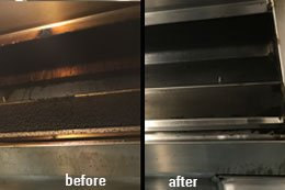 Cambridge Kitchen Exhaust Hood Cleaning Services